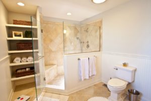 master bathroom designs without a tub 300x200 - R.D. Move In/Out Clean